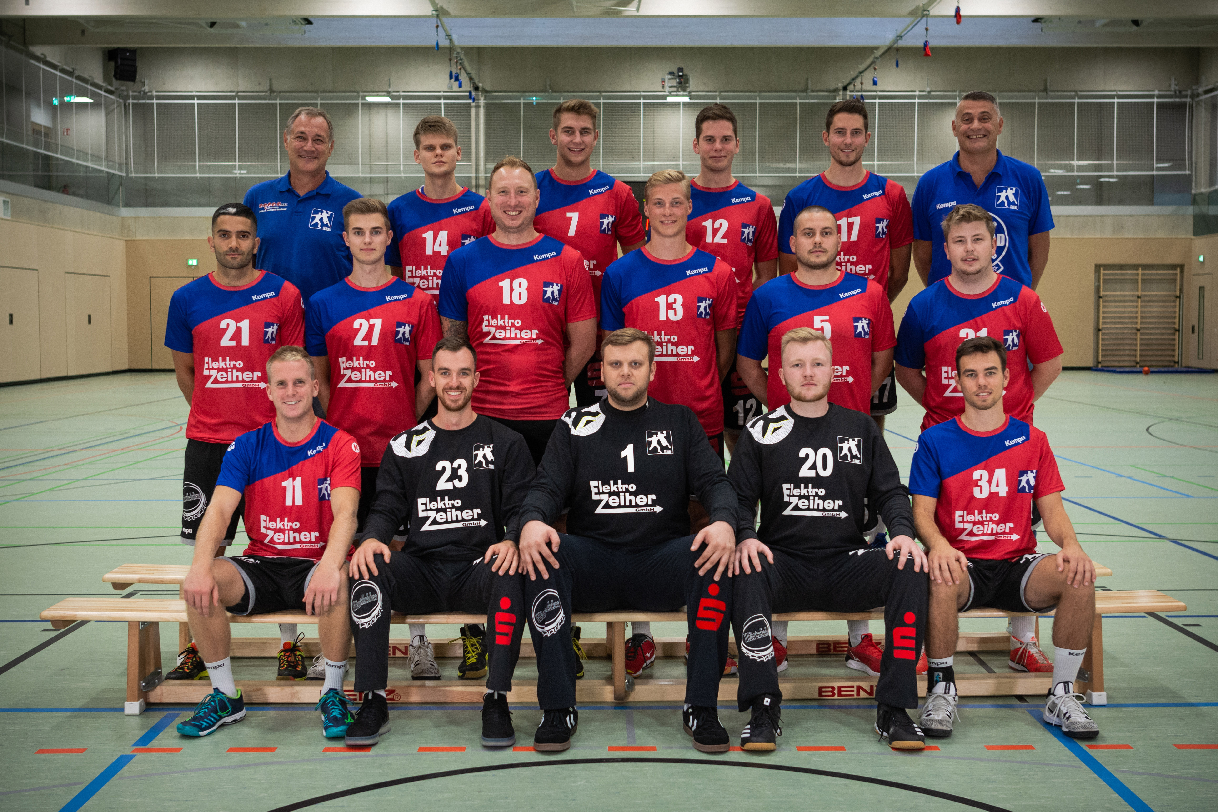 Männer 1 Herbrechtingen/Bolheim (Handball)
